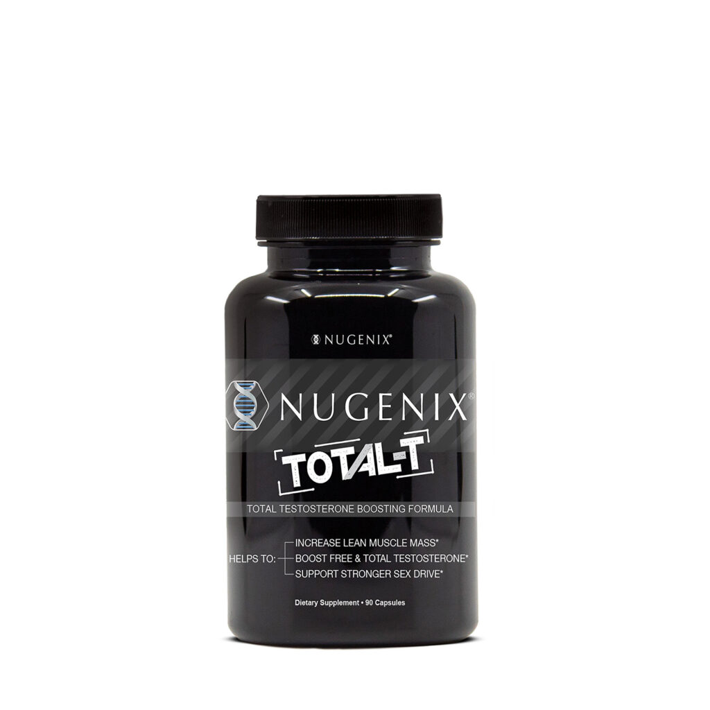 Nugenix Total T testosterone Booster Review