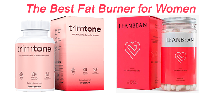 Trimtone and Leanbean The Best fat Burner for Women