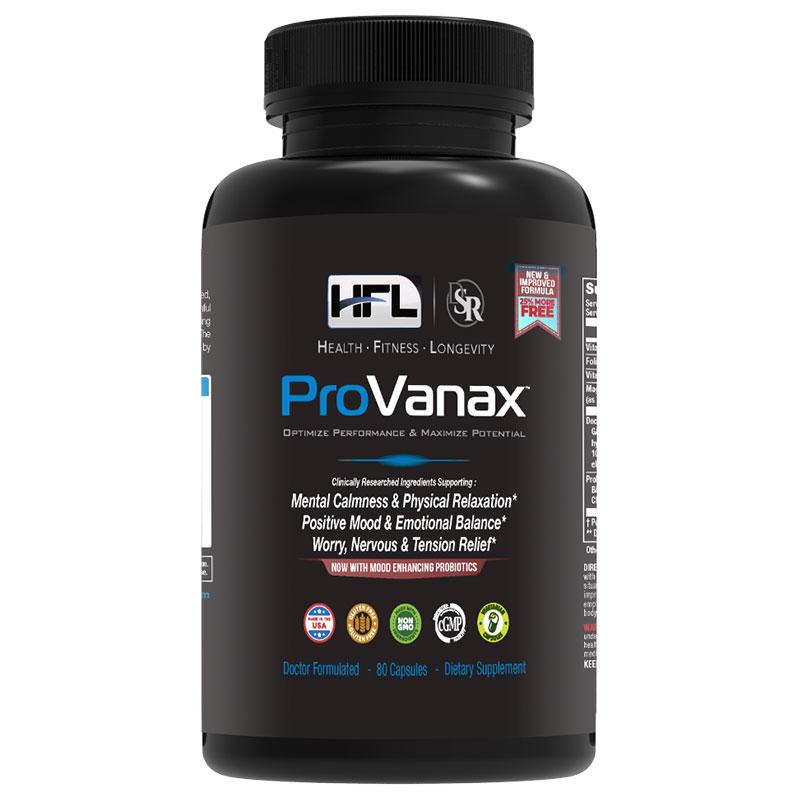 ProVanax Go Healthy West Piedmont Review