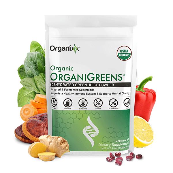 Organixx OrganiGreens Go Healthy West Piedmont Review